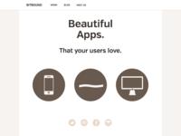 Bitbound Website Design