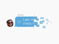 Self-Destructing Text