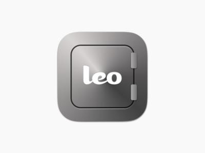 Safe Icon safe secure encrypted security leo