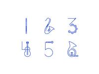 Musical Numerals