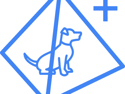 Inu Tetra Plus dog logo