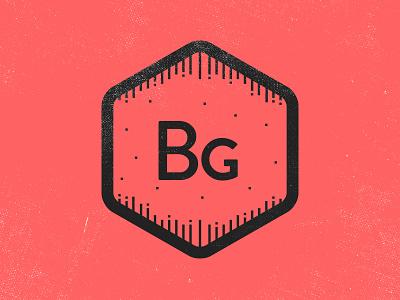BG logo b g