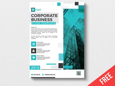 ILLUSTRATOR FREE FLYER TEMPLATE