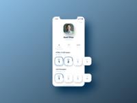 User Profile #DailyUI006