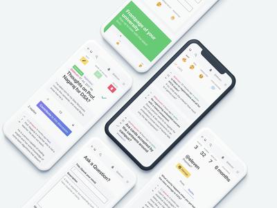 Mobile website for uniqna.com