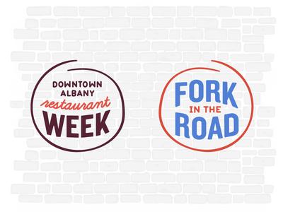 Local Food Event Logos