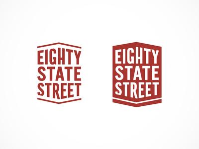 80 State Steet Logo