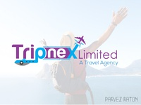 Tripnex Limimed_Logo Design_Parvez Raton