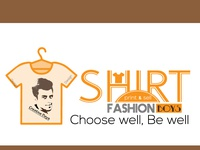 T Shirt Fashion Boys Logo Design_Parvez Raton