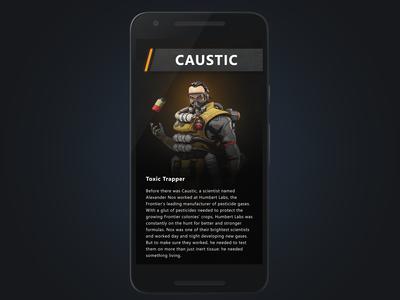 Apex Legends mobile concept