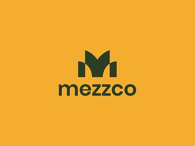 "Geometric ""M"" Logo minimal ceramic symmetry lettermark geometry geometric design brand identity logo designer logo"