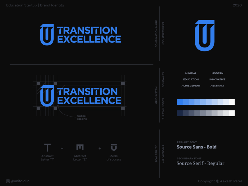 Education Startup | Logo Design