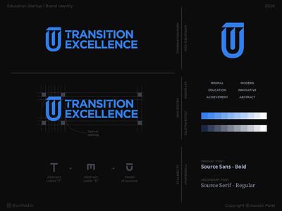 Education Startup   Logo Design