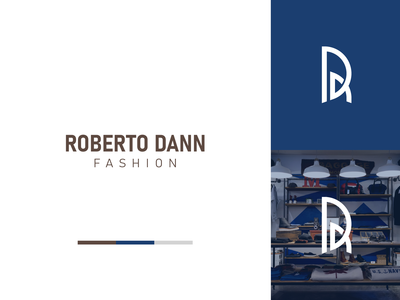 Roberto Dann | Brand Identity