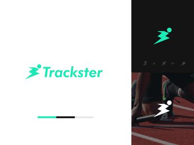 Trackster | App Logo