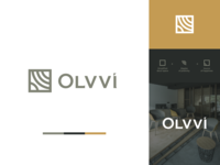 Olvvi | Interior Decor Brand Identity