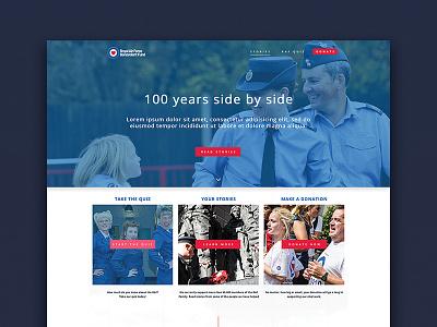 RAFBF - Homepage