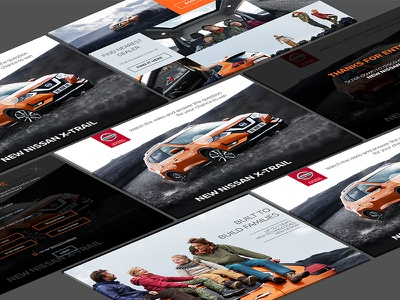 Nissan pages