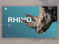 Rhino 2x Dribbble