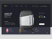 Backpack E Commerce