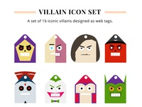 How well do you know your villains?