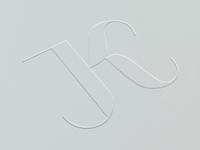 JK Monogram