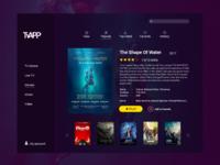 UI daily 025 - TV app