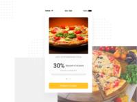 UI daily 061 - Redeem coupon