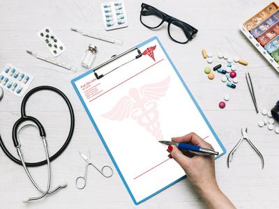 Prescription Design Concept