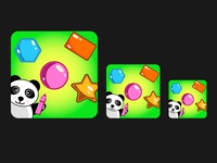 Shapes and Colors Learning Games for Kids App Icon