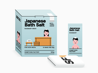 Japanese Bath Salt