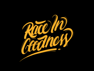 Race in goodness