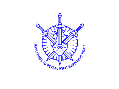 Pain branding logo design tattoos tattoo artist tattoo design tattoo art tattoo badgedesign badge logo badges badge badge design illustration digital illustration design illustration art illustrations illustration