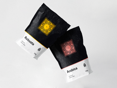 Devotion Coffee Society Packaging packagingdesign packaging design packaging badgedesign design branding badge design identity illustration branding brand identity branding and identity