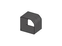 """""""D"""" logo study"""