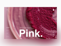 The Pink - the color series#07