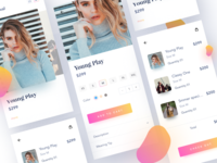 Fashion app - details
