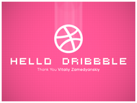 Hello dribbble | Hello World