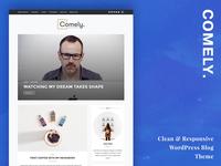 Comely - Modern WordPress Blog Theme