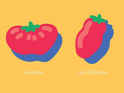 mato san marzano heirloom tomatoes kira loo kiraloo tomato