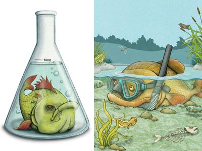 Beaker Fish