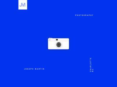 JM Photography Logo