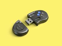Memories Stick Gamepad