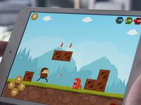 Beard The Lumberjack - iOS Game