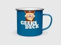 GeeksDeck - Rebranding