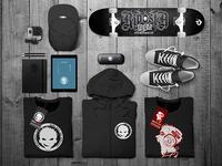 Riposta Wear - Visual Identity