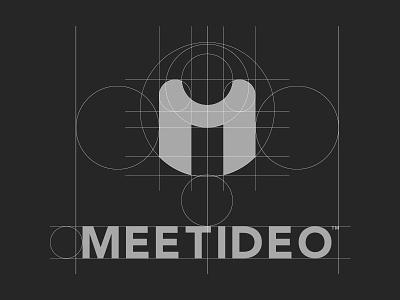 Meetideo hidden messages in logo startup hidden logo logo meetideo leobeard