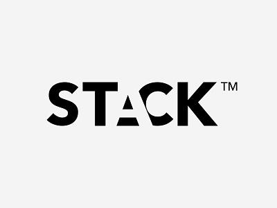 Stack Logo startup stack leobeard in messages logo hidden