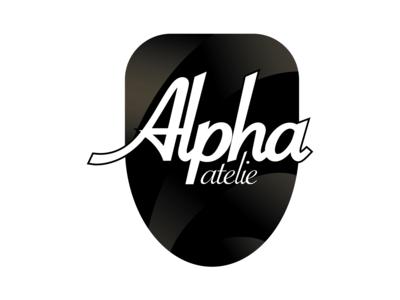 Alpha Atelie Logo Design