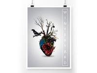 Winteryad Band Poster